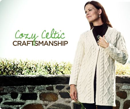 Cozy Celtic Craftsmanship