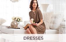H by Halston Jersey Knit Dress