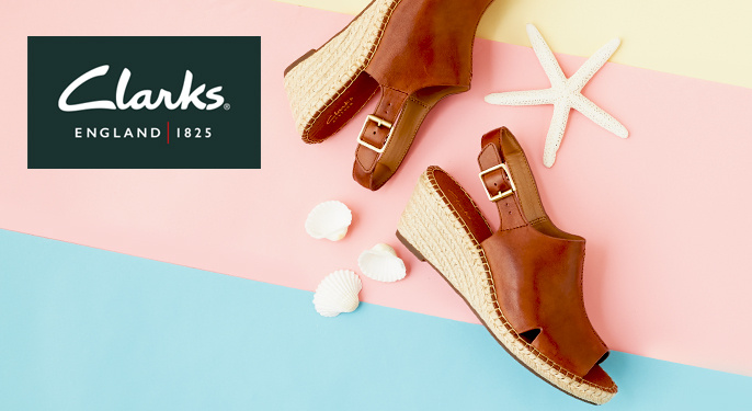 Clarks Wedges