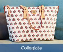 Dooney Sports Collegiate Handbag