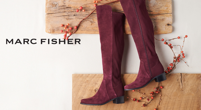 Marc Fisher Knee Boots