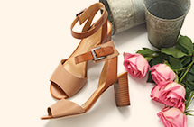 Marc Fisher Block-Heel Sandals