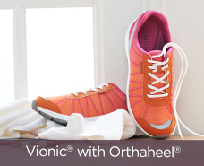 Vionic(R) with Orthaheel(R) Sneakers