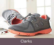 Clarks Athletic Shoes