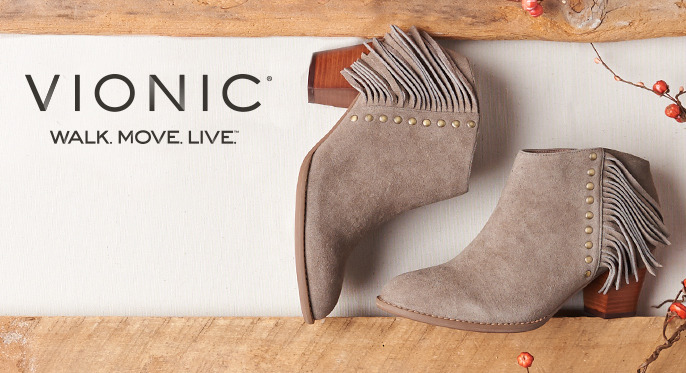 Vionic(R) Ankle Boots