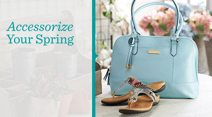 Accessorize Your Spring