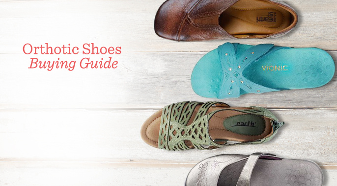 Orthotic Shoes Buying Guide