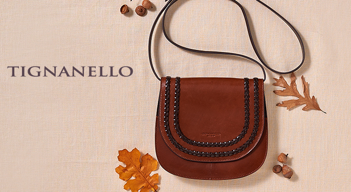 Tignanello Saddle Bag