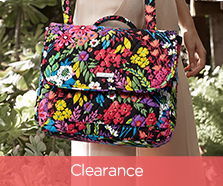 Vera Bradley Convertible Backpack