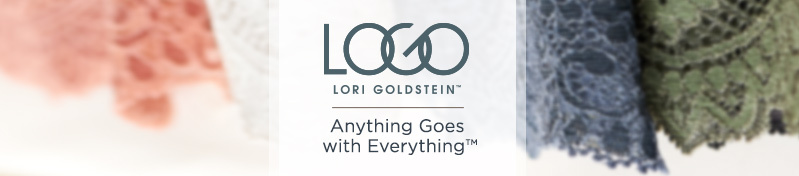 LOGO by Lori Goldstein  Anything Goes With Everything