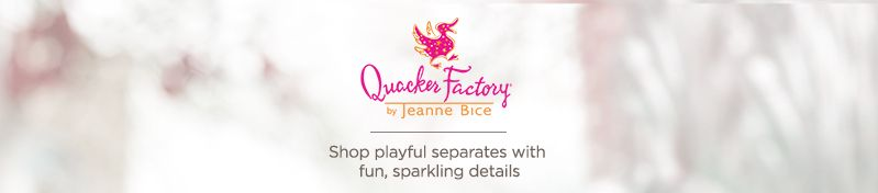 Quacker Factory, Shop playful separates with fun, sparkling details