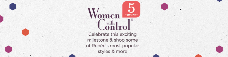 Celebrate this exciting milestone & shop some of Renée's most popular styles & more