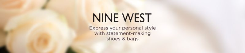 Nine West. Express your personal style with statement-making shoes & bags
