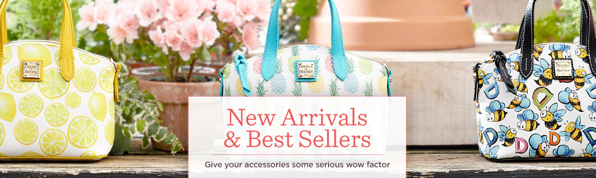 New Arrivals & Best Seller. Give your accessories some  serious wow factor