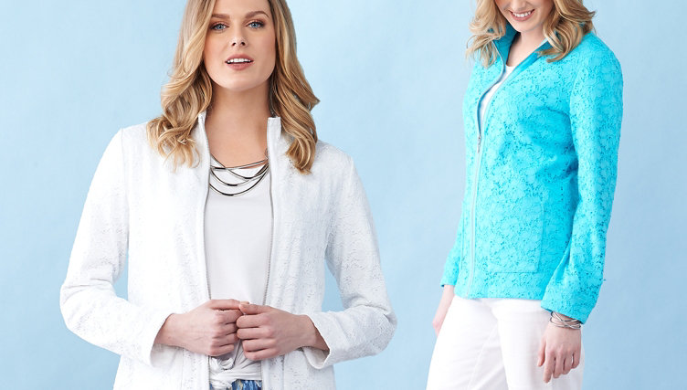 Spring Styles. Welcome the season in fresh picks
