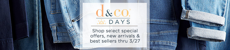 Shop select special offers, new arrivals & best sellers thru 3/27