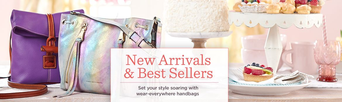 New Arrivals & Best Seller. Set your style soaring with wear-everywhere handbags