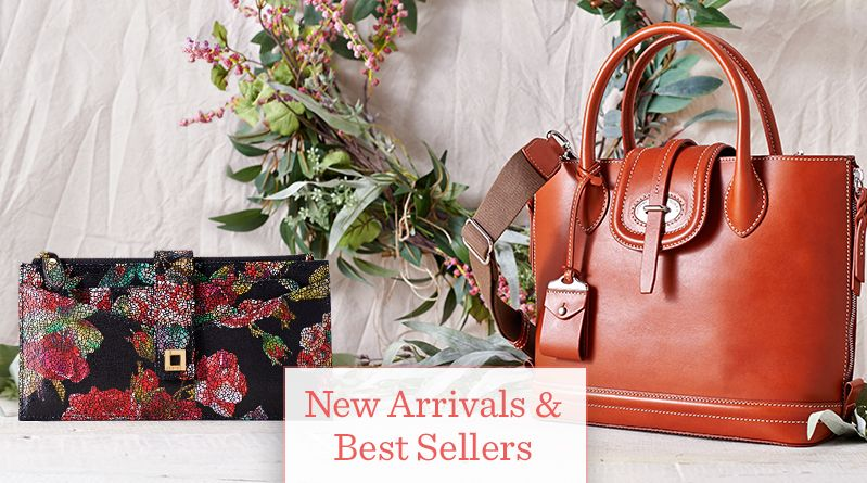 New Arrivals & Best Sellers