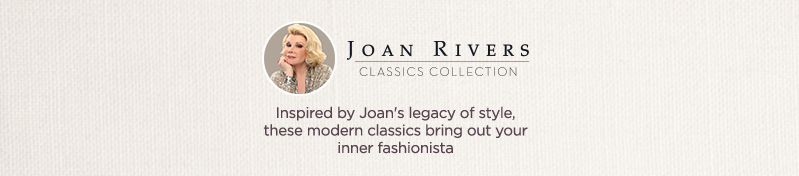 Joan Rivers Classics Collection