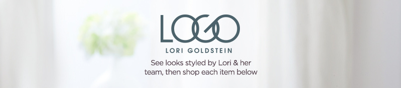 LOGO by Lori Goldstein  See looks styled by Lori & her team, then shop each item below