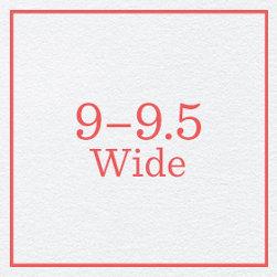 9–9.5 Wide