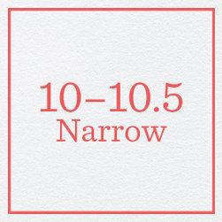 10–10.5 Narrow