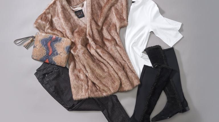 Recreate Jill Martin's sophisticated & stylish G.I.L.I. got it love it® looks