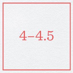 4–4.5