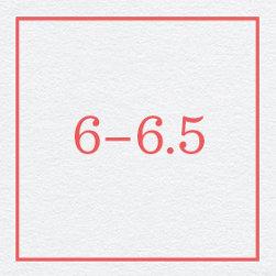 6–6.5