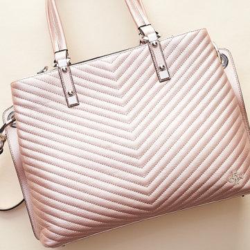 High-Shine Bags