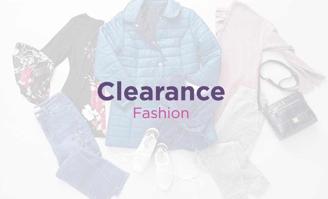 Clearance Fashion