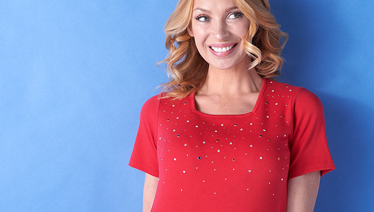Red - Go bold in bright hues