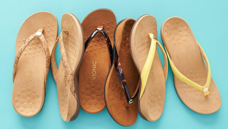 Flip-Flops & Thongs