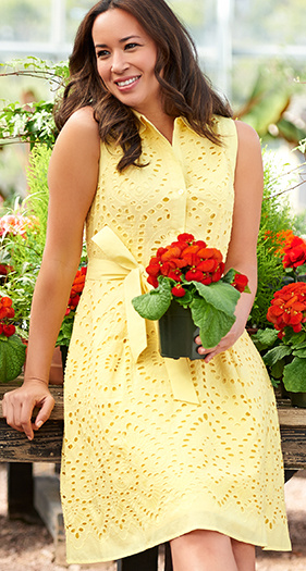 Sunny Yellow Styles