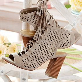 The Spring Bootie