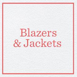 Blazers & Jackets