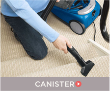 Canister Vacuums Buy Now Pay Monthly
