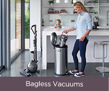 Bagless Vacuums