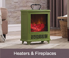 Heaters & Fireplaces