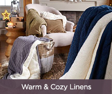 Warm & Cozy Linens