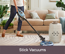 Stick Vacuums