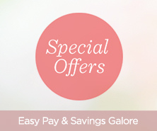 Easy Pay & Savings Galore