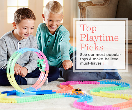 Top Playtime Picks