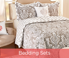 4-Piece Pineapple Medallion Bedding Set by Valerie