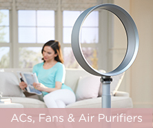 Dyson AM03 Air Multiplier Bladeless Pedestal Fan