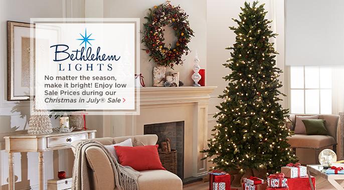 Bethlehem Lights Fox River Christmas Tree
