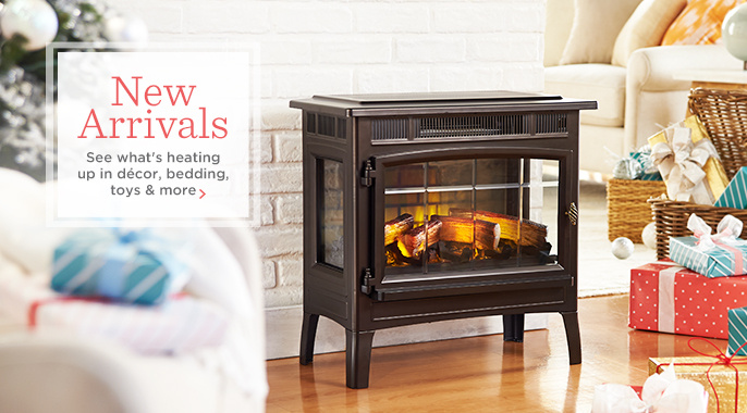 Duraflame Stove Heater with 3D Flame