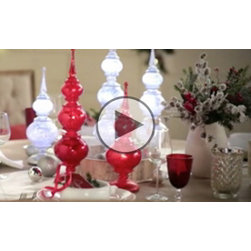 3 Easy Holiday Centerpieces