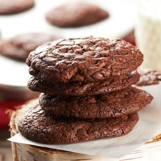 Brownie Chip Cookies