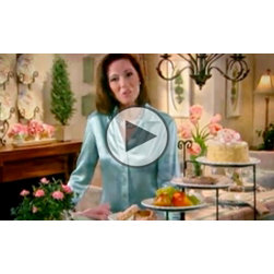 Choose the Menu with Valerie